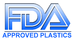 FDA Approved Plastics Logo