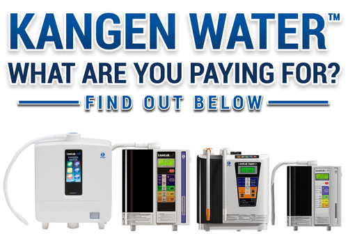 Kangen Water - What are you paying for?