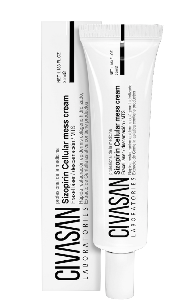 Sizopirin Cellular Mess Cream 35ml