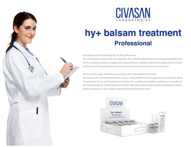 hy+ Balsam Professional Kit with Mesolant