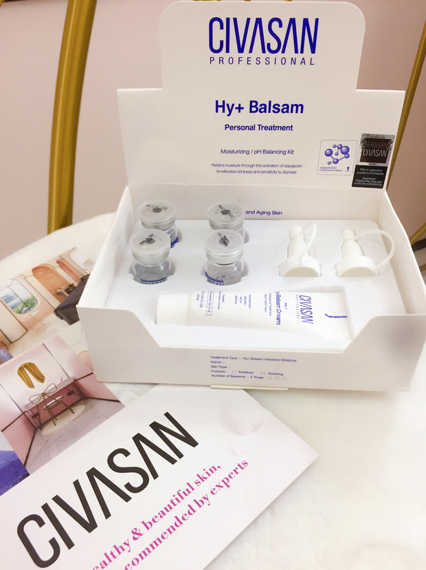 hy+ Balsam Personal Kit (Step 1 to 3 / 3 Products)