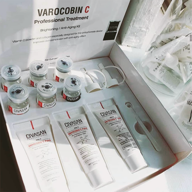 Varocobin C Professional Kit with Mesolant