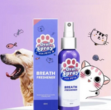 (HOT SALE)Premium Pet Dental Spray™