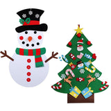 Christmas Snowman or Tree Set ☃🎄