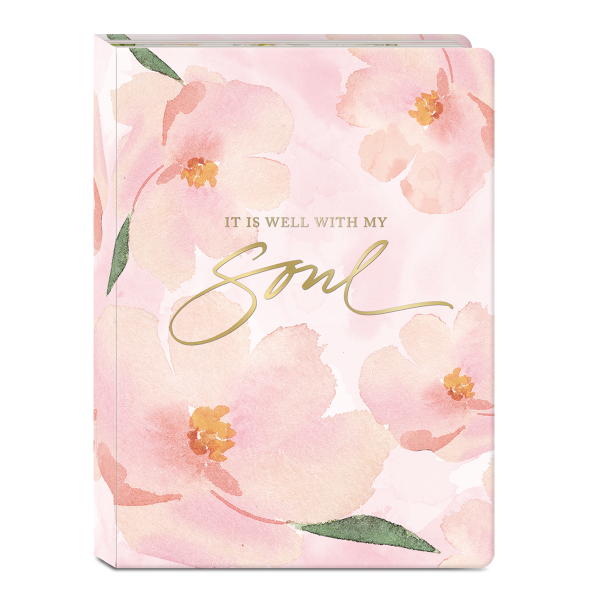 It is Well with My Soul Guided Journal - The Dallas Gordon Collection