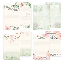 Load image into Gallery viewer, Choose Joy Floral Notepad - The Dallas Gordon Collection