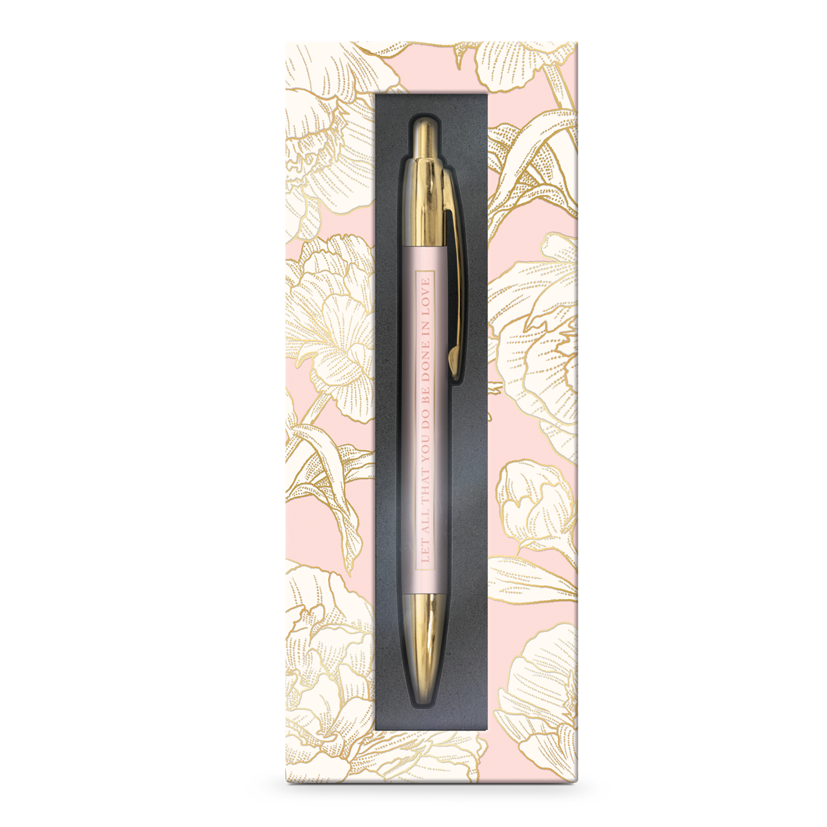Do All You Do with Love Boxed Pen - The Dallas Gordon Collection