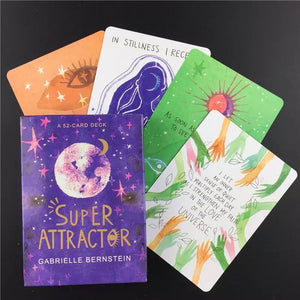 Super Attractor Positive Affirmation Cards - The Dallas Gordon Collection