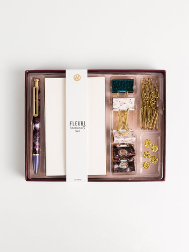 Violet - Stationery Kit - The Dallas Gordon Collection