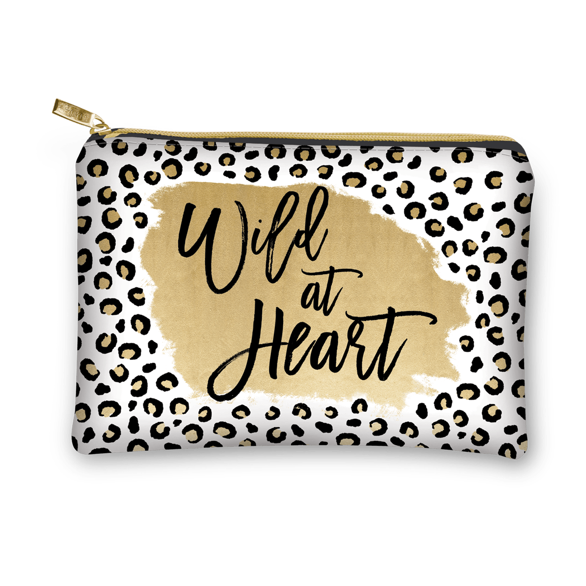 Wild At Heart Accessories Pouch - The Dallas Gordon Collection