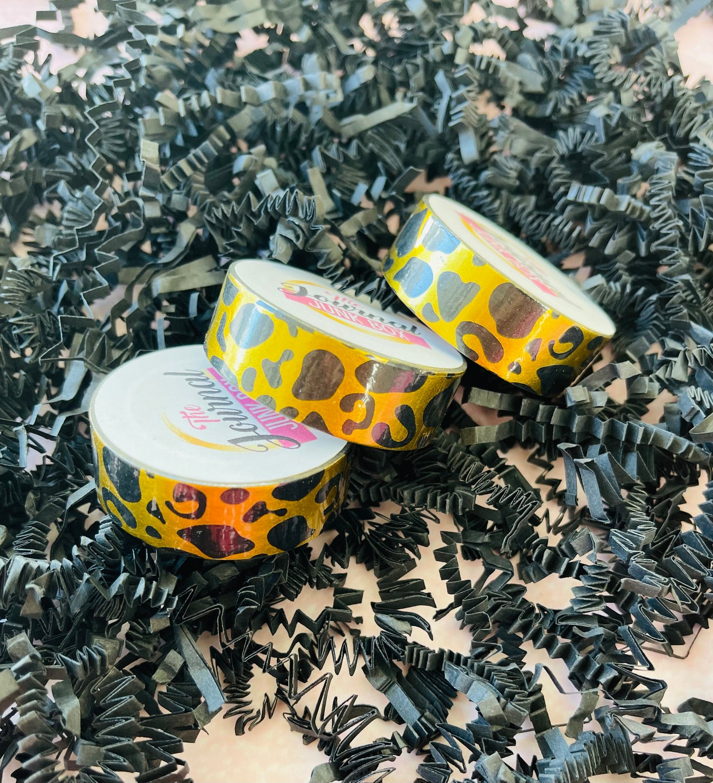 Animal Print Washi Tape - The Dallas Gordon Collection