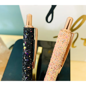 Everything I Touch Turns to Gold - Shimmering Glitter Pen - The Dallas Gordon Collection