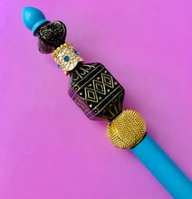 Load image into Gallery viewer, I'm so luxurious - Handcrafted Luxury Bead Pens - The Dallas Gordon Collection