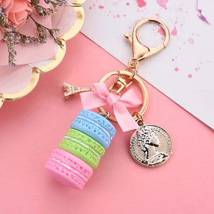 I Love Paris Keychain/Planner Charm - The Dallas Gordon Collection