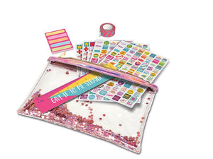 Sparkle and Hustle - Planner and Journal Creativity Kit - The Dallas Gordon Collection