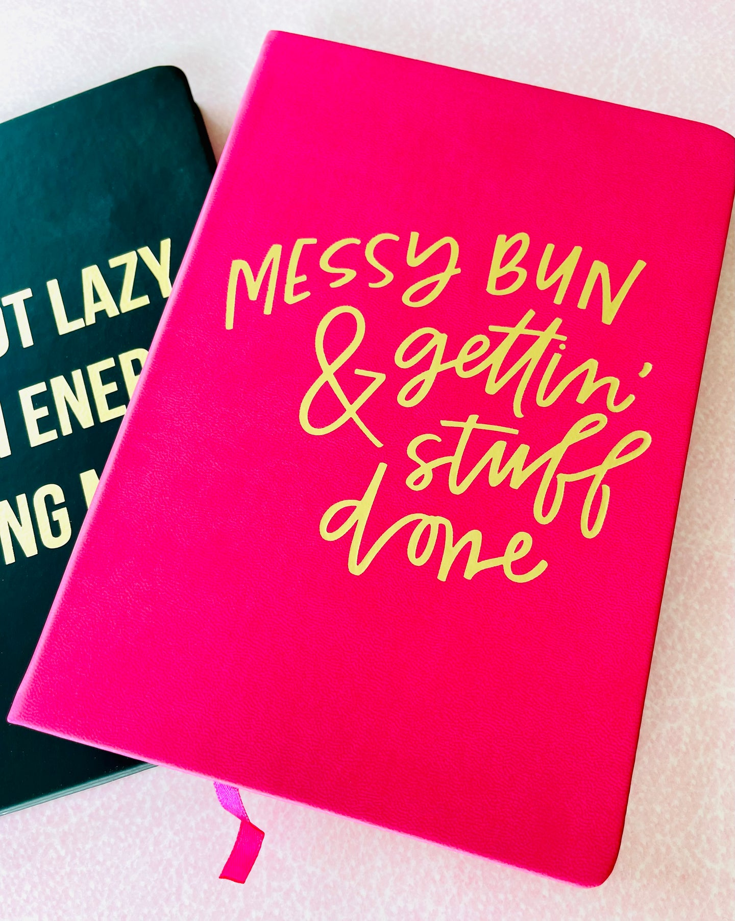 Messy Bun Journal - The Dallas Gordon Collection