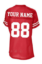 Load image into Gallery viewer, Custom 2 Sided Football Jerseys for Men & Women - Make Your OWN Jersey T Shirts & Customized Team Uniforms