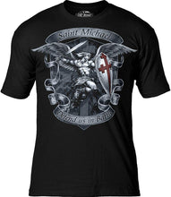 Load image into Gallery viewer, 7.62 Design Saint Michael 'Defend Us' Men's T-Shirt