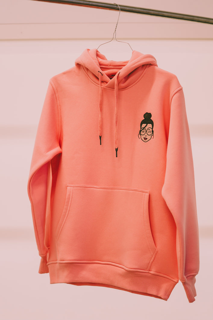 THE OG HOODIE | SEXY ROSÉ