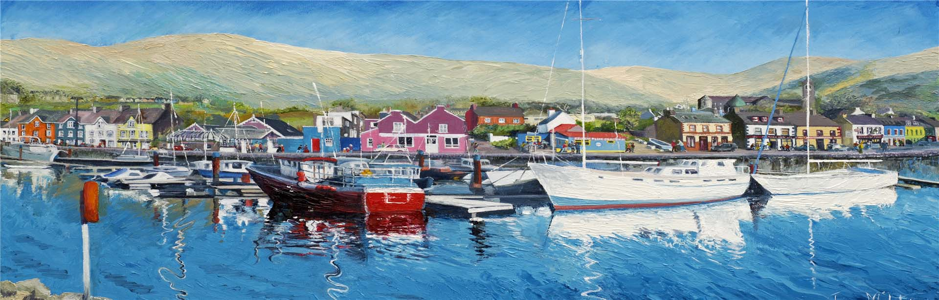 Dingle Marina I