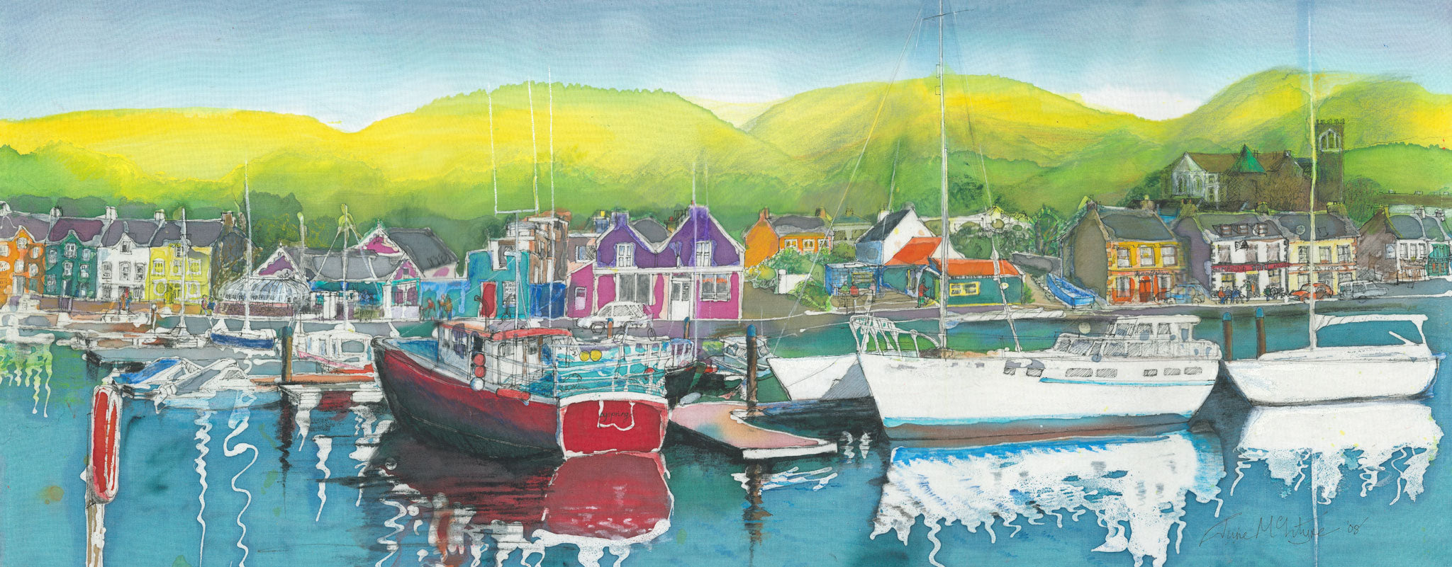 Dingle Marina III Limited Edition