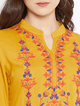 Lemon Tart CUTS53 Embroiderd Unstitched Cambric Kurti