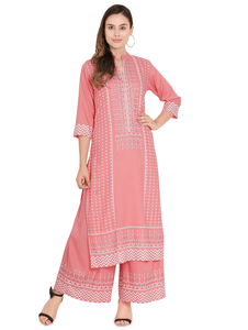 Lemon Tart CUTS90-PIN 2 Piece Block Printed Unstitched Cambric Suit