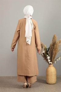 Lemon Tart LTMODS1 Modest Kurta and Pant Set - CB