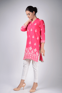 Lemon Tart Unstitched Cotton Embroidered 2 Piece Suit WLUF226