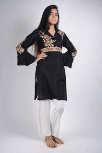 Lemon Tart Unstitched Cotton Embroidered WLUF235 2 Piece Suit
