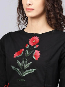 LT Fuse LTFUB20 Stitched Embroidered Top