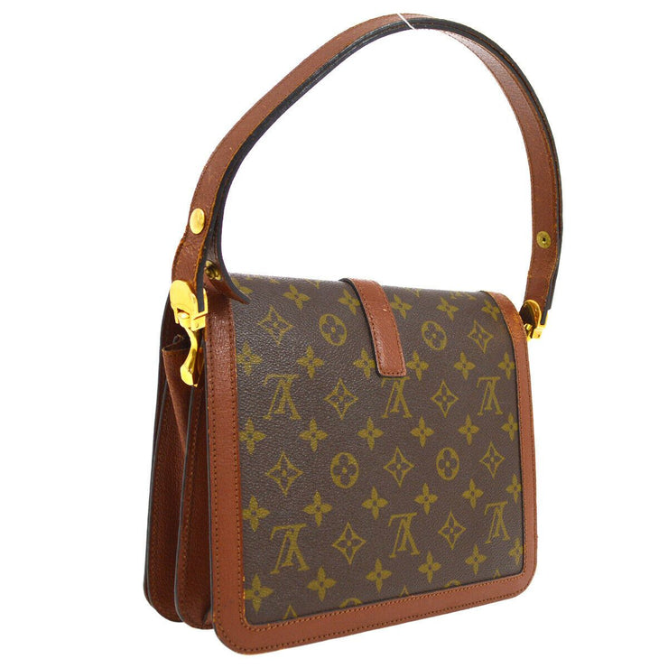 LOUIS VUITTON ROND POINT SHOULDER BAG PURSE MONOGRAM M51412 VINTAGE 03634