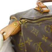 LOUIS VUITTON SPEEDY 30 HAND BAG MONOGRAM M41526 A43783g