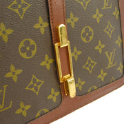 LOUIS VUITTON ROND POINT SHOULDER BAG PURSE MONOGRAM M51412 VINTAGE A43791j