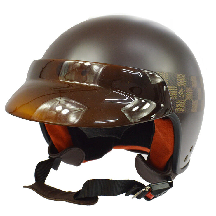Louis Vuitton Damier Mini Jet GM Motorcycle Helmet N80062 AK31838f
