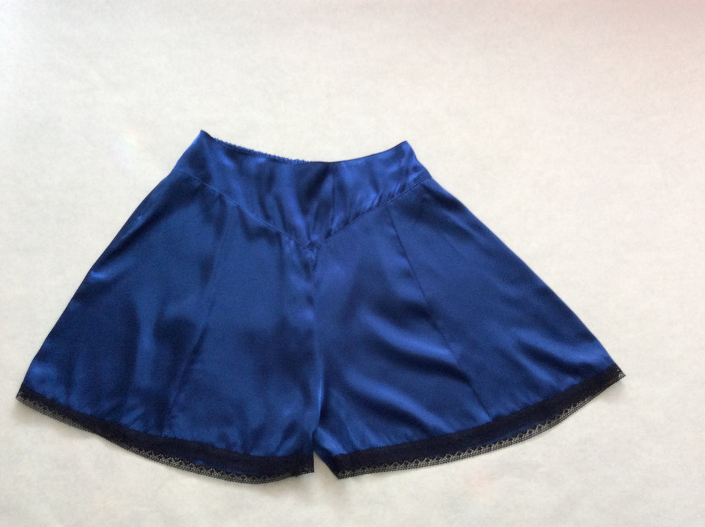 Emily Tap Pants - Royal Blue