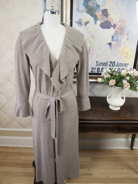 Virginia Cashmere Robe