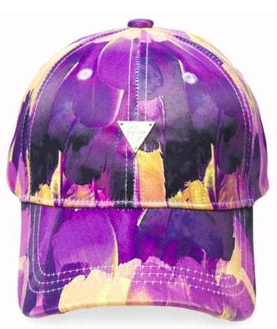 HATER Colorful Feather Cap