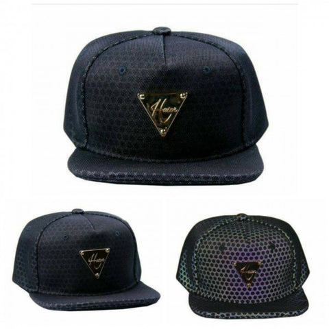 HATer Reflective Iridescent Snapback