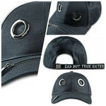 "HATer ""S.B.T.H"" Metal Black (Structured)"