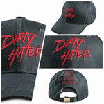 Dirty Hater Cap - Black