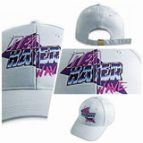 New Hater Wave Cap -White