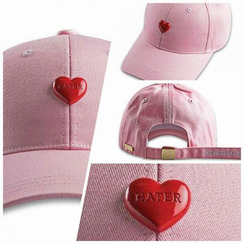 HATer Love Cap - Pink