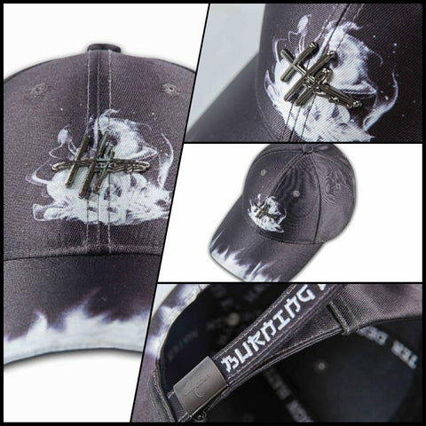 HATER Ghost Fire Cap