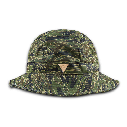 Tiger Camo Bucket Hat