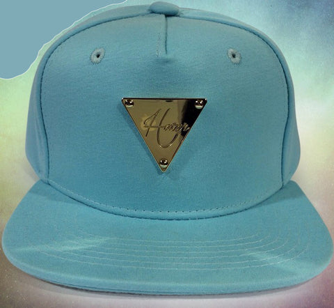 Teal Cotton Hater Snapback