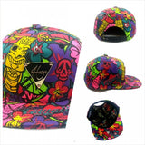 Aloha Hawaiian Artwork Snapback