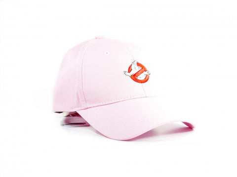 Official Ghostbusters Collab Strapback - Pink