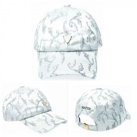 HATER Chinese Style Embroidery Cap