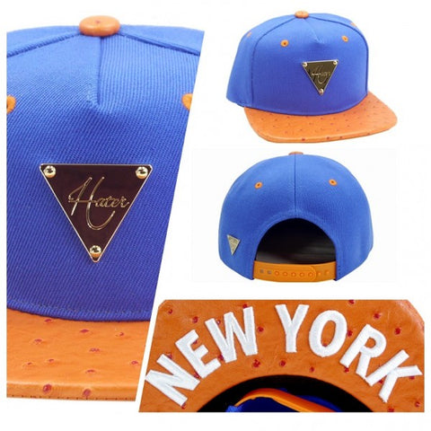City Colorway Snapback - New York